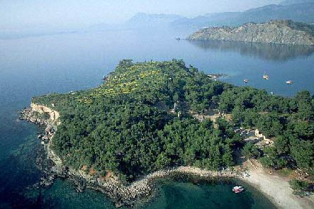 Phaselis Private Yacht Tour