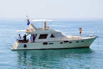 D1 Motor Yacht